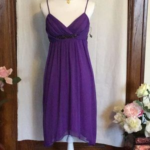 Dresses & Skirts - NWT City Triangles Formal spaghetti dress  size M